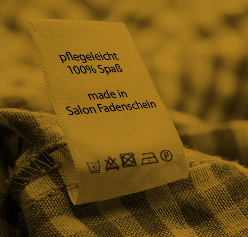 Newsletter Salon Fadenschein